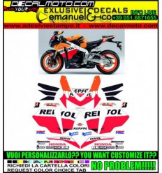 CBR 1000 RR 2011 REPSOL