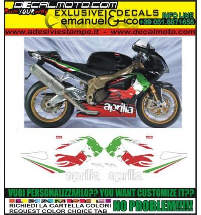 RSV 1000 3 LYON TRICOLORE RR