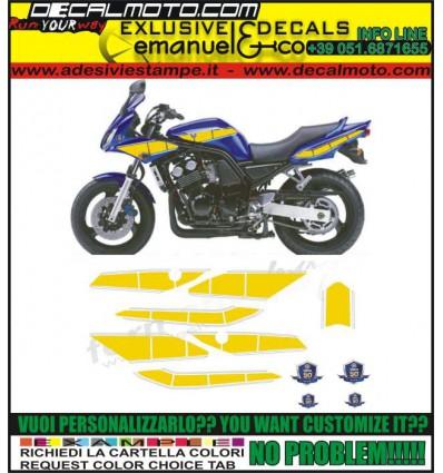 FZ6 FAZER 50 TH ANNIVERSARY 2002