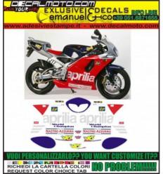 RS 125 1998 REPLICA VALENTINO ROSSI