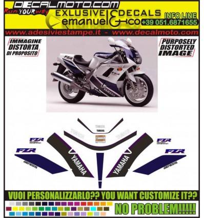 FZR 1000 1993 BLUE 3LF
