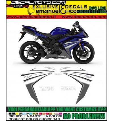 YZF R1 2007 BLUE