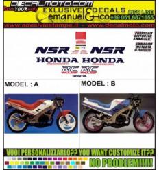 NSR 125 FK 1989 JC20