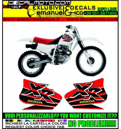 XR 200 R 1999