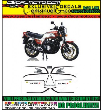 CB 750 F 1983 JP