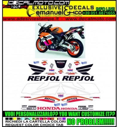 CBR 1000 RR 2005 REPSOL FIREBLADE
