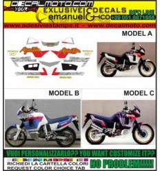 XRV AFRICA TWIN RD04 750 1992