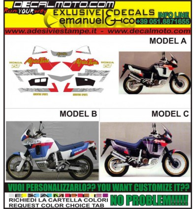 AFRICA TWIN XRV RD04 750 1992