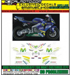 CBR 600 RR 2006 MOVISTAR