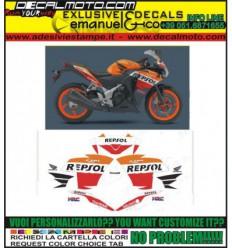 CBR 250 R 2012 REPSOL