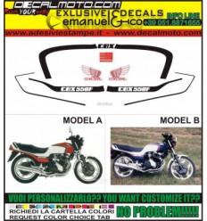 CBX 550 F 1981