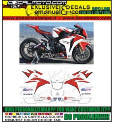 CBR REPLICA 600 1000 RR F TEAM HONDA RACING