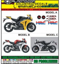 CBR 1000 RR 2009 HRC
