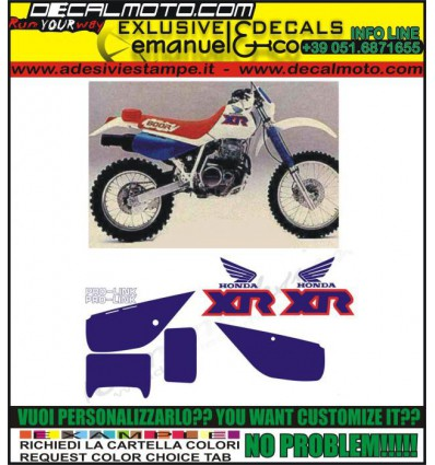XR 600 R 1991