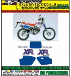 XR 250 R 1992