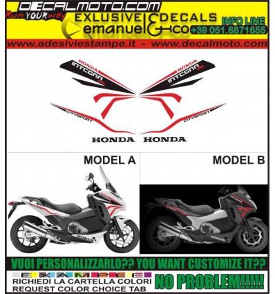 INTEGRA 750 R FORMANUEDESIGN