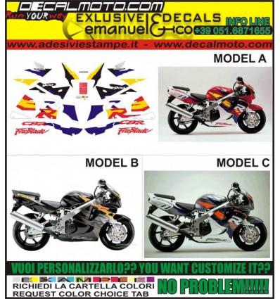 CBR 900 RR 1996 FIREBLADE