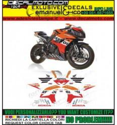 CBR 600 RR 2007 REPSOL