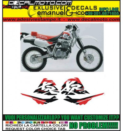 XR 600 R 1997