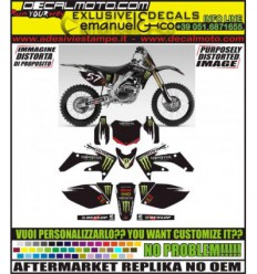 CRF 125 150 250 2004 - 08 MONSTER