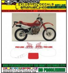 XR 600 R 1989