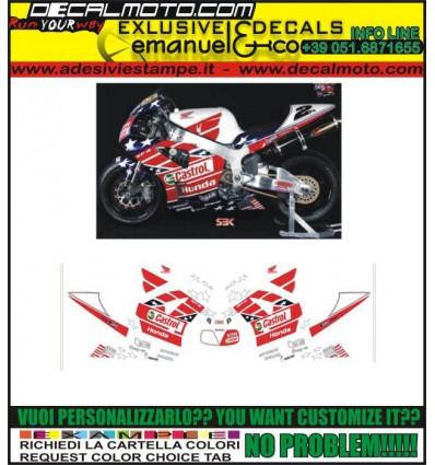 VTR 1000 SP2 CASTROL LAGUNA SECA