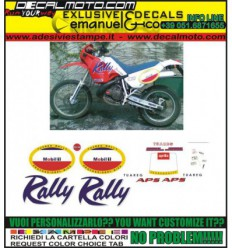 TUAREG 125 1990 RALLY