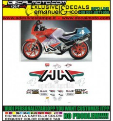 AF1 125 SINTESI 1989 4 DE RADIGUES REPLICA
