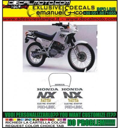 NX 125
