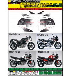 v-strom dl 650 2004 - 2011 world