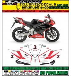 RS 50 2010 REPLICA MAX BIAGGI SBK