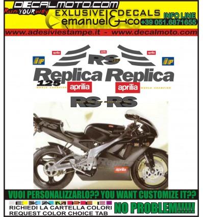 RS 125 1997 REPLICA
