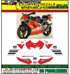 RS 125 1995 REPLICA REGGIANI