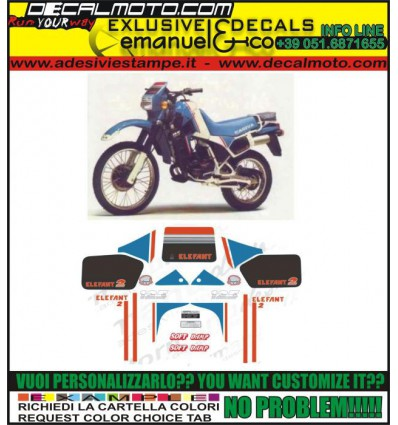 ELEFANT 2 125 1985 DAKAR LE