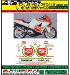 FRECCIA C12 R 1990 COMPETIZIONE LUCKY EXPLORER