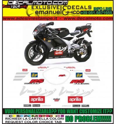 RS 125 1998 REPLICA TETSUYA