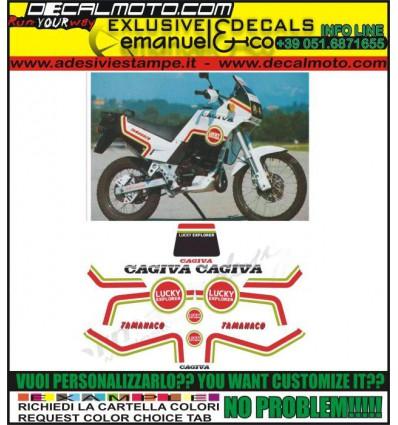 TAMANACO 125 1988 LUCKY EXPLORER