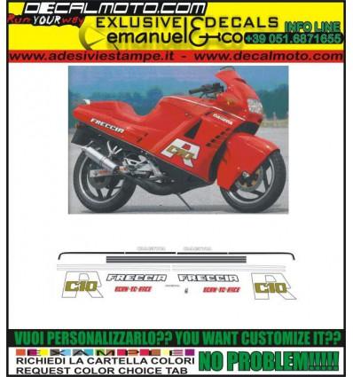 FRECCIA C10 R 1988 ROSSA
