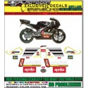 RS 125 1995 REPLICA CHESTERFIELD MAX BIAGGI