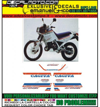 CRUISER 125 1987