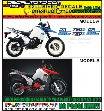 DR 750 1988 BIG S