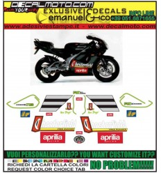 RS 125 1996 REPLICA CHESTERFIELD MAX BIAGGI