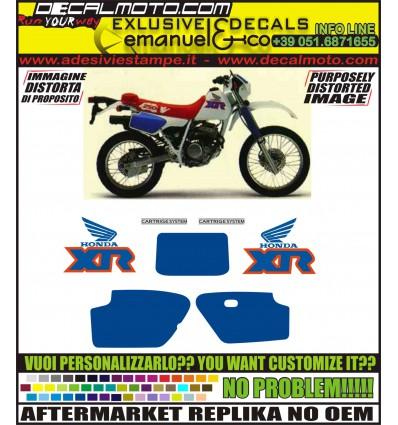 XR 250 R 1991