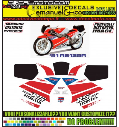 RS 125 R 1991