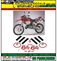 TUAREG 125 1991 RALLY