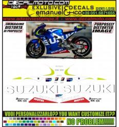 GSXR 600 750 1000 MOTO GP 2015 TEST
