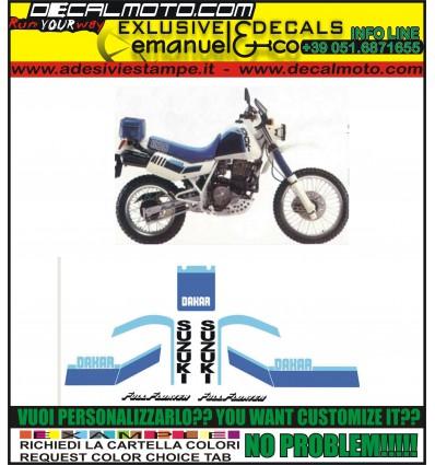DR 600 1986 R DAKAR