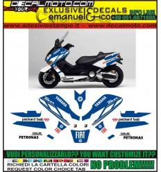TMAX 2001 - 2007 M1 MOTO GP FIAT