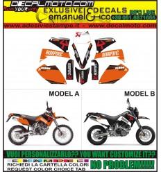 LC4 620 625 640 660 SMC SC SXC E 1°SERIE AKRAPOVIC