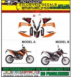 LC4 620 625 640 660 SMC SC SXC E 2°SERIE AKRAPOVICH